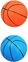 MagiDeal 2pcs Indoor/Outdoor Game Sport Mini Basketball Bouncy Ball Kids Toy Game
