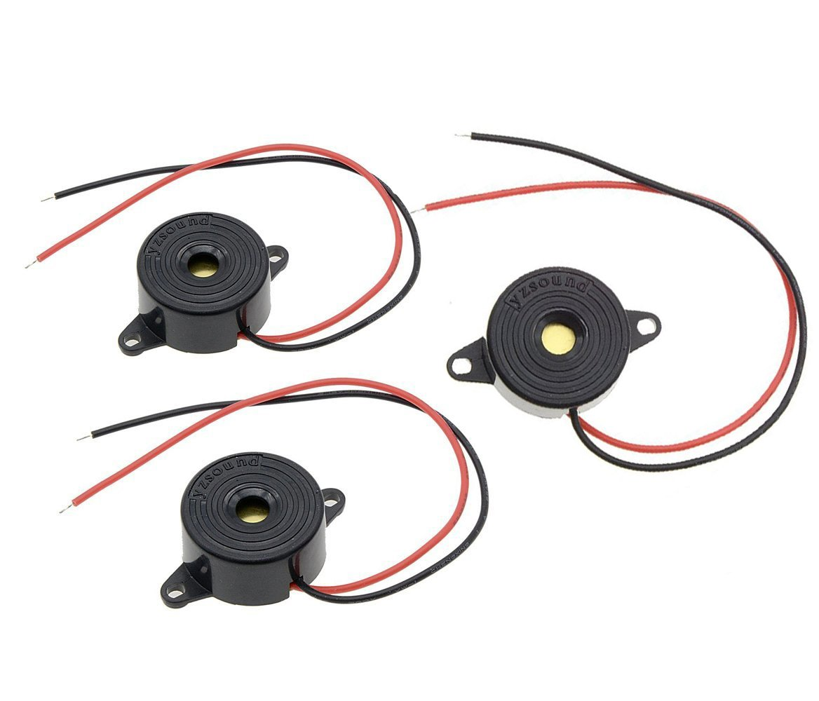 DC3-20V Mini Electronic Buzzer Popular New York Mall products for Piezo Electric Activ Circuits