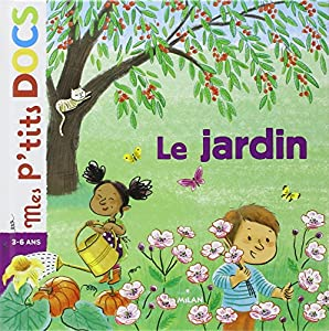 Book's Cover of Le jardin