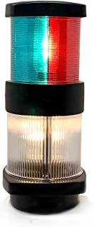 Five Oceans Masthead Tricolor Navigation Anchor Light, All Round Anchor Light