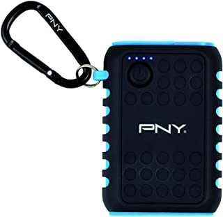PNY The Outdoor charger 7800 externes Akku Ladegerät 7800mAh schwarz