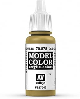 Vallejo Acrylic Paint, Old Gold