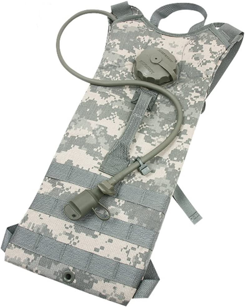 New Made in USA Military Seasonal Wrap Introduction Army ACU Hydr MOLLE Tactical II Digital Credence
