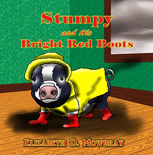 Stumpy and his Bright Red Boots (English Edition)
