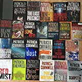 Kay Scarpetta Mystery Hardcover Novel Collection by Patricia Cornwell 18 Book Set