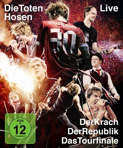 Die Toten Hosen Live: Der Krach der Republik - Das Tourfinale [Blu-ray]