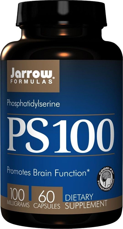 和解する卒業記念アルバムホームレスJarrow Formulas ホスファチジルセリン サプリメント 60カプセル [並行輸入品]