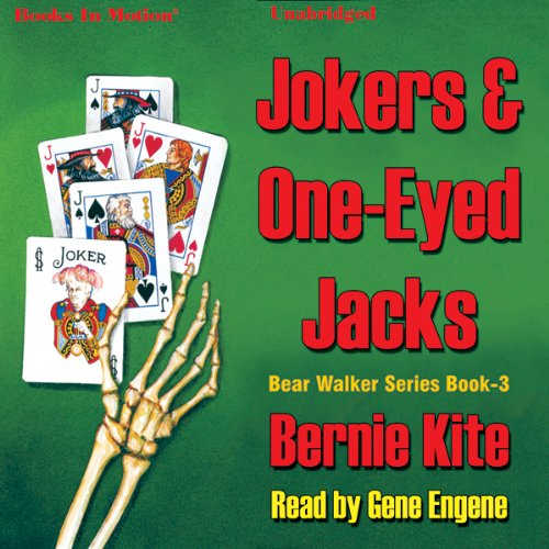 Jokers and One-Eyed Jacks audiobook cover art