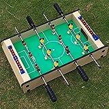 TY-ZWJ Mini Máquina de fútbol de Mesa, Doble Juguete Doble Multifuncional Juego de Juguetes de fútbol Mesa de Mesa Billar Mesa Tenis Puzzle,A