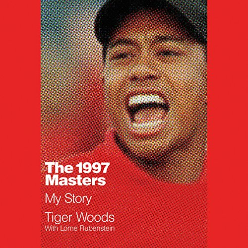 The 1997 Masters audiobook cover art