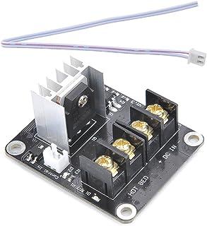 ieenay Nueva Impresora 3D M/ódulo de alimentaci/ón de lecho Caliente Alta Corriente 210A Actualizaci/ón MOSFET RAMPAS 1.4