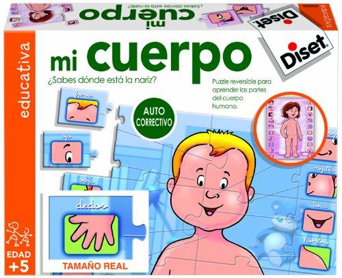 Diset 63689 - Mi Cuerpo...