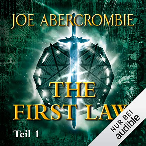 The First Law 1 audiobook cover art