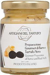 Artigiani Del Tartufo Black Truffle Butter, 120 g