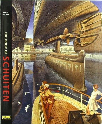 THE BOOK OF SCHUITEN (LIBROS DE ILUSTRACIÓN)