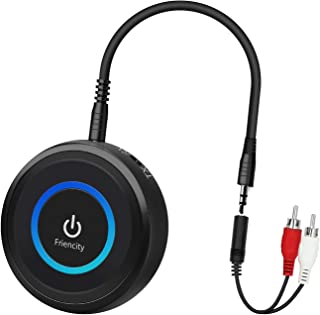 Friencity Bluetooth V4.1 del receptor del transmisor de audi