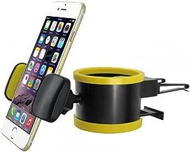 حامل هاتف سيارة متعدد الوظائف من Botrong مناسب للسيارة والمطبخ والحمام والمكتب والجدران والسرير وأكثر من ذلك