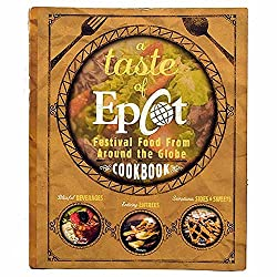 2014 EPCOT Food and Wine Festival Cookbook