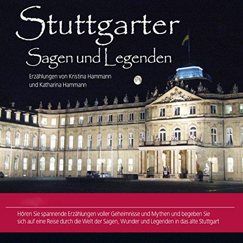 Stuttgarter Sagen und Legenden audiobook cover art