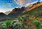 Ruwenzori - Afrikas mystisches Hochgebirge (Tischkalender 2022 DIN A5 quer)