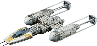 Vehicle model 005 Star Wars Y-wing starfighter Plastic