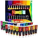 Acrylfarben-Set für Künstler, Kinder, Erwachsene,