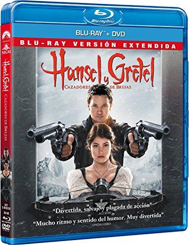 Hansel & Gretel - Versión Extendida (DVD + BD) [Blu-ray]
