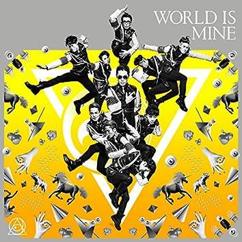 WORLD IS MINE (Type-A)