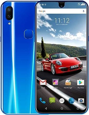 Jamicy® X23 Téléphone Portable Android 8.1 Dual SIM 2 G RAM + 32 Go ROM 3G Smartphone 8 MP caméra Frontale 2 MP Appareil Photo 2 MP Écran Tactile 6,2 Pouces Smartphone Batterie au Lithium 3800 mAh