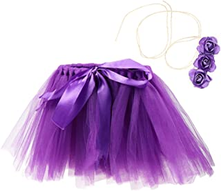 Cute Baby Girls Kids Pleated Tutu Ballet Skirts Fancy Party Skirt WOCACHI Toddler Baby Girls Skirts