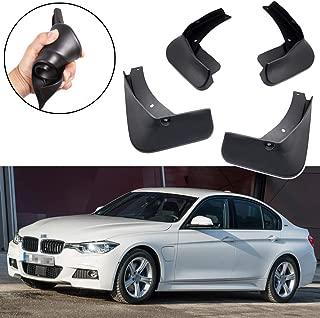 SPEEDLONG Car Mud Flaps Splash Guards Fender Mudguard for BMW 3 Series M-Sport 2012-2018 13 14 15 16 17 (2012-2018 3 Series M-Sport)