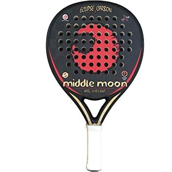 Middle Moon Palas de Pádel Eclipse 5 Carbon 24K 2019: Amazon.es ...