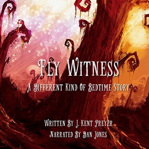 Fly Witness audiobook cover art