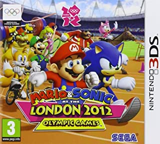 Mario & Sonic at the London 2012 Olympic Games (Nintendo 3DS)