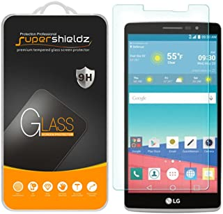 Supershieldz for LG G Stylo Tempered Glass Screen Protector, Anti Scratch, Bubble Free