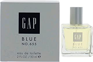 Gap Blue No. 655 Eau de Toilette for Her 1.7 fl OZ (50 mL e)
