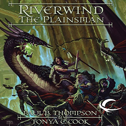 Riverwind the Plainsman cover art