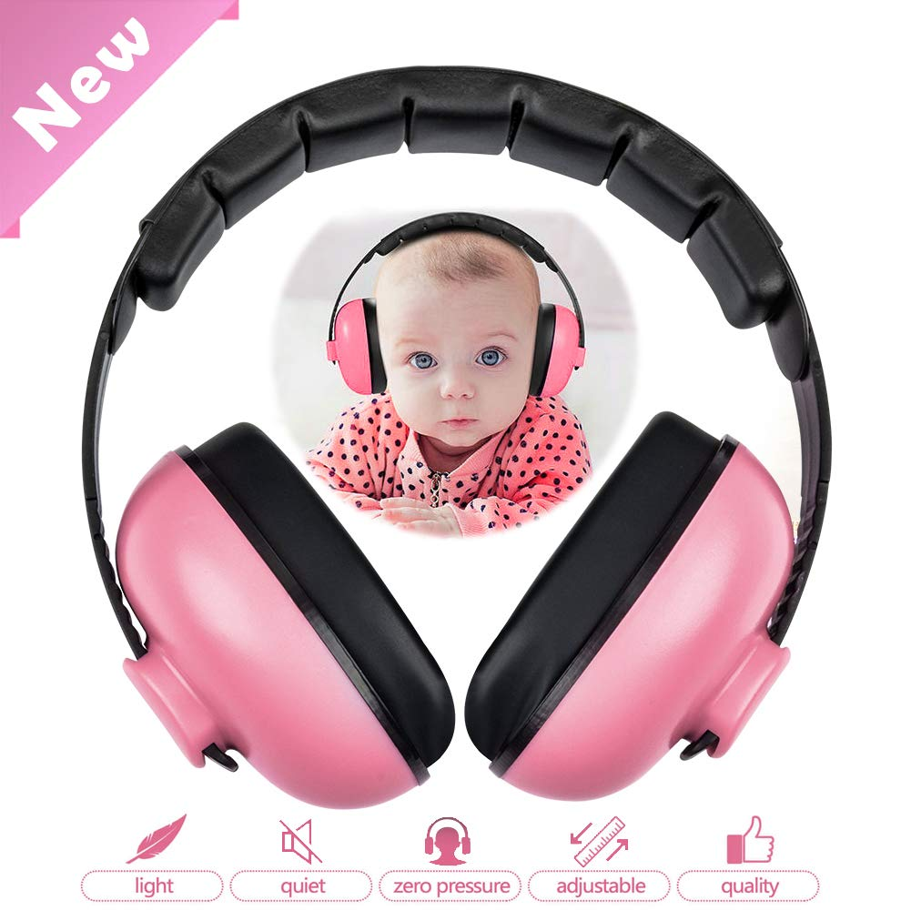 HOODO Baby Cancelling Headphones Protection Ages