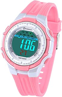 Kids Digital Watch, Kids Boy Watch Sports Waterproof Children's Watches with Alarm 12/24 H Stopwatch Date Month Week Multifunction Wrist Watch for Boy Girl 8-15 Years Old