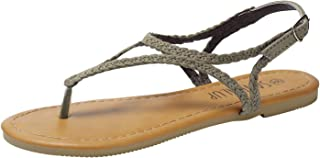 Best roxy rio braided thong sandals Reviews