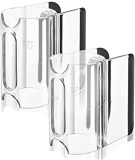 Accessory Holder Attachment Clip Compatible with Dyson V11 V10 V8 V7 Cordless Stick Vacuum Cleaner (Pack of 2)
