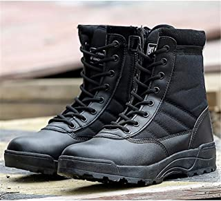 Military Boots Tactical Boot Outdoor Hiking Shoes Combat Boots Hunting Boots Winter Sneakers for Men