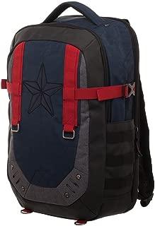 Backpack Marvel Captain America Built UP