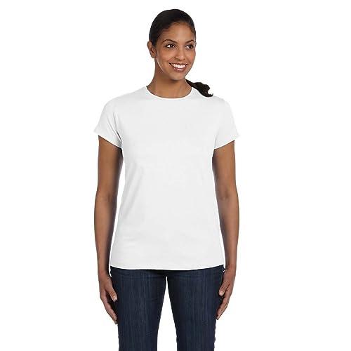 d54c07d1 Hanes - Tagless Women's T-Shirt - 5680