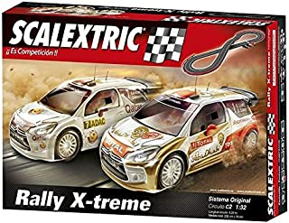 Scalextric Original - Circuito C2 Rally X-Treme (A10162S500