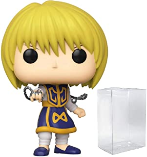 Funko Pop! Anime: Hunter x Hunter - Kurapika Vinyl Figure (Includes Compatible Pop Box Protector Case)