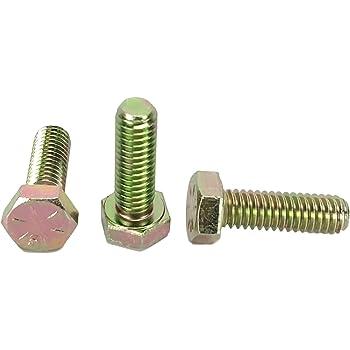 Piece-51 3//8-16 x 6 Hard-to-Find Fastener 014973375188 Grade 5 Coarse Hex Cap Screws