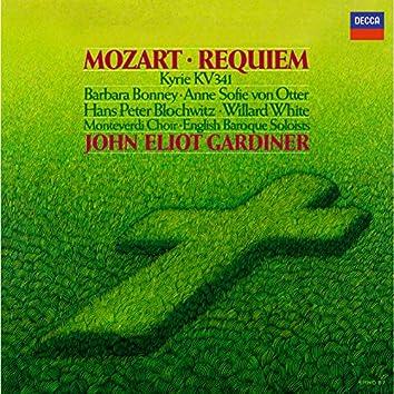Mozart: Requiem; Kyrie in D minor