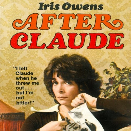 After Claude audiobook cover art