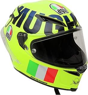 AGV Corsa R Helmet - Mugello 2016 (Small) (Yellow)